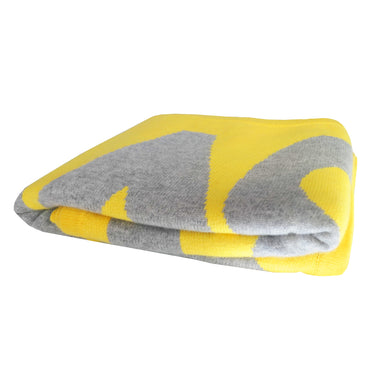 Loved Cashmere Blanket - Sunshine + Dove