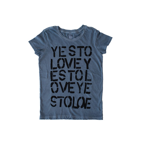 Yes To Lovey Tee