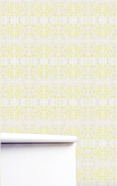 Tell Me Why Lemon Wallpaper