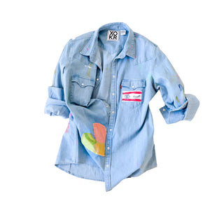 US of Love Denim by KR