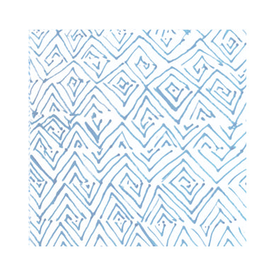 Jayney Dutch Blue Fabric