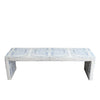 Frederico Bench Long, Me + You - Indigo
