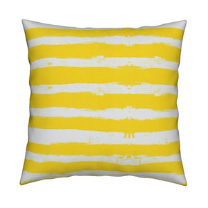 Ships Ahoy Sunshine Pillow