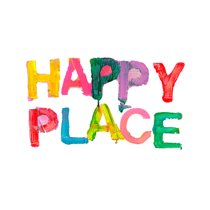 Paperless Wallpaper Jumbo Happy Place (single)