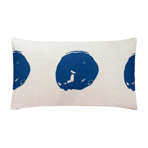 Dottie Indigo Pillow