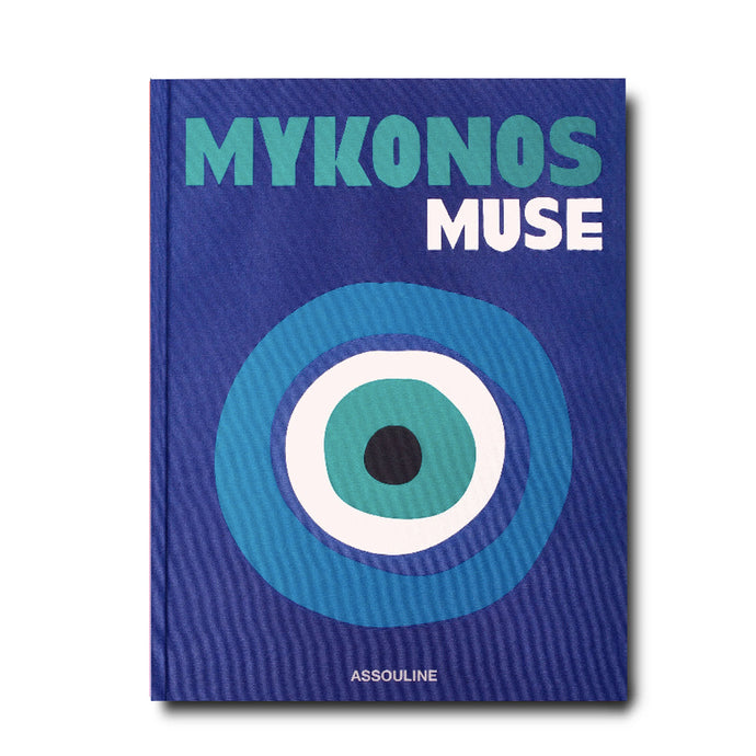 Mykonos Muse Book