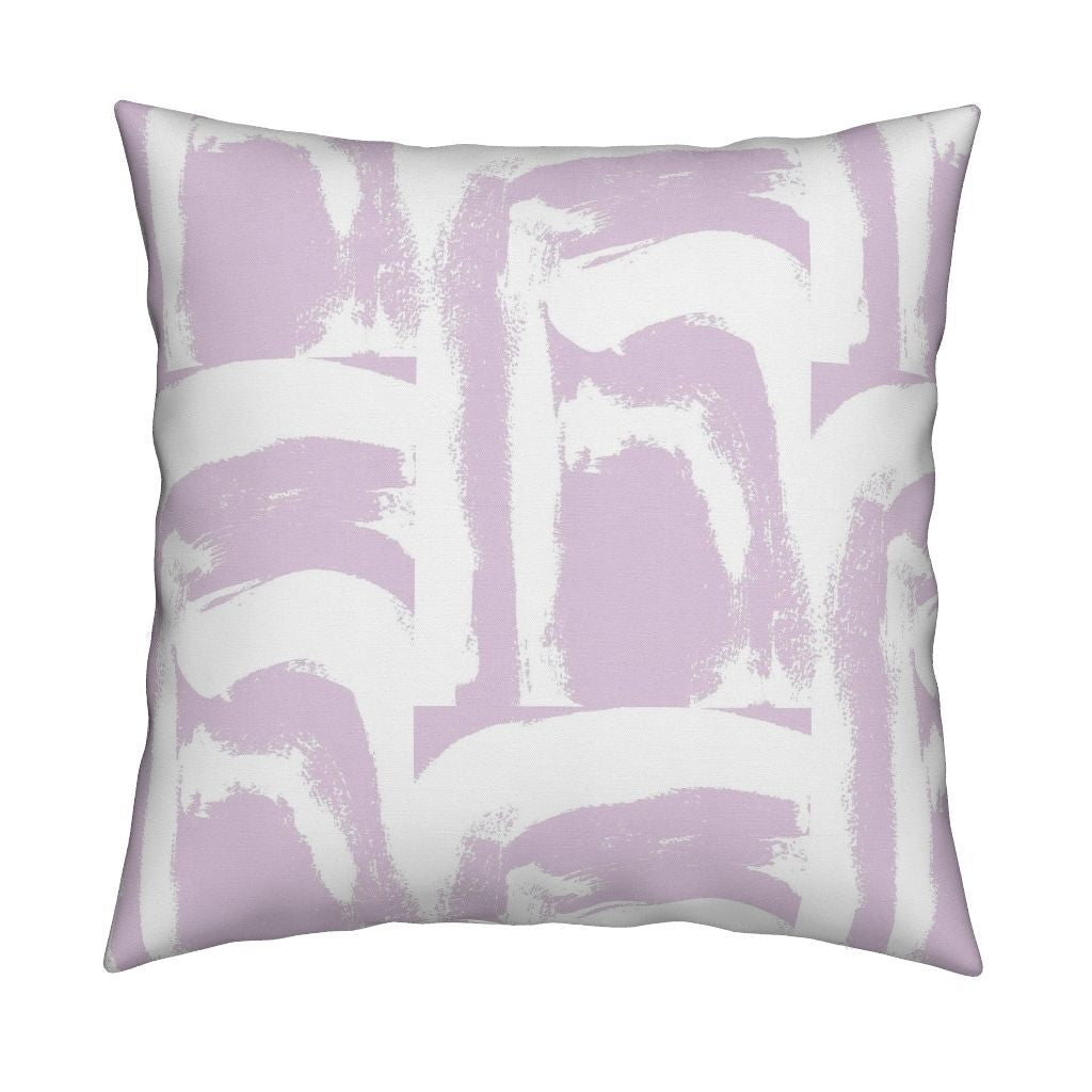 Marigot Mauve Pillow