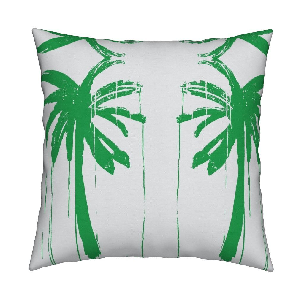 Palms Grass Pillow