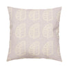 Mayflower Reverse Lilac Pillow