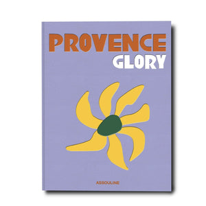 Provence Glory Book