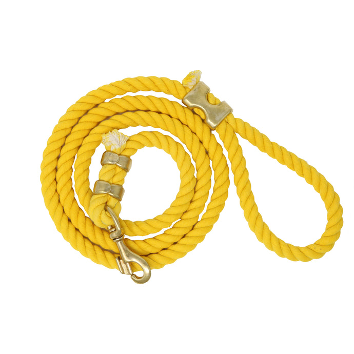 Puppy Love Dog Leash - Yellow