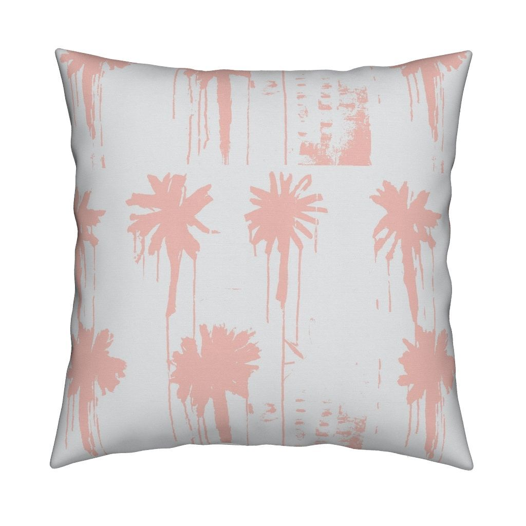 Pom-Poms Blush Pillow