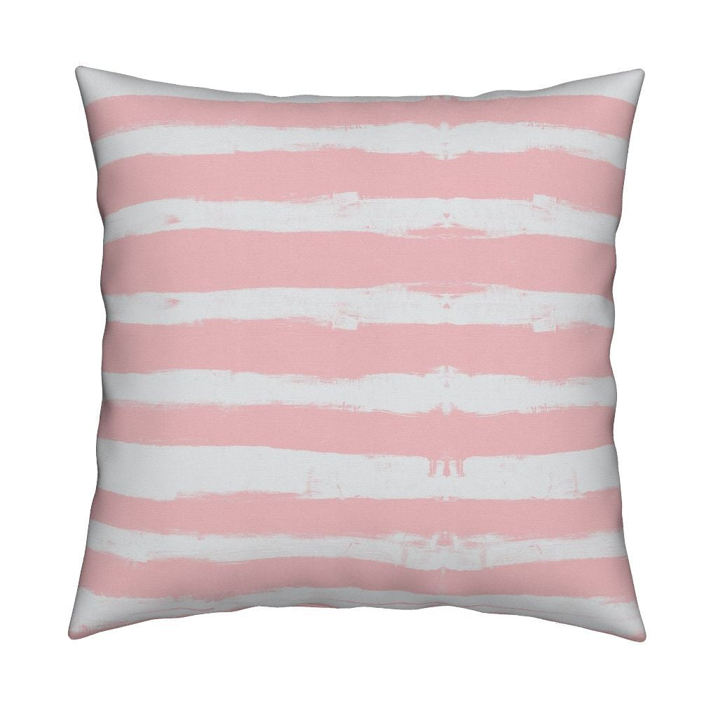 Ships Ahoy Blush Pillow