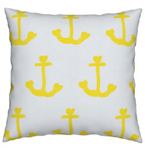 Ahoy Matey Sunshine Pillow
