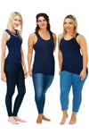 3 Pack Of CalmWear Therapy Vests | Women - SAVE OVER $40