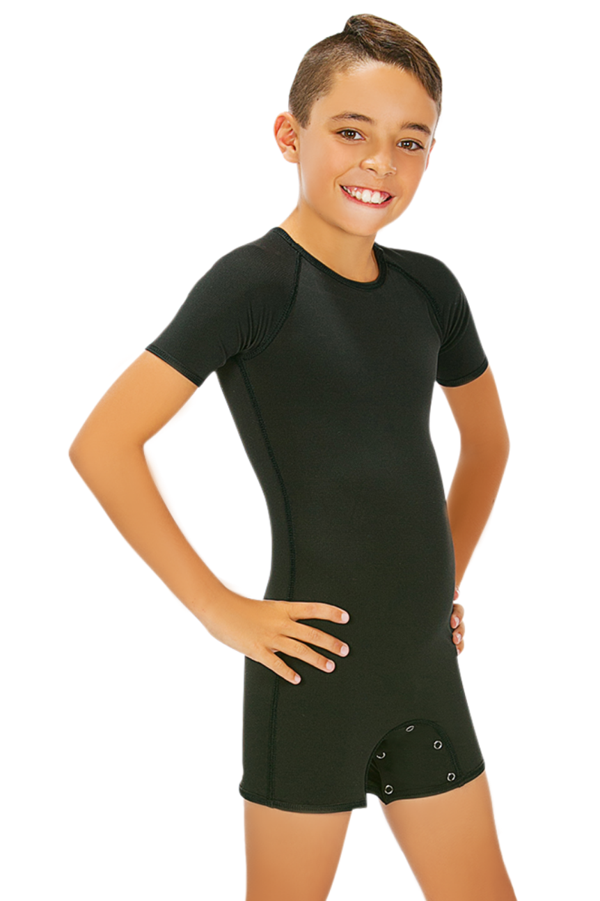 CalmWear Therapy  Bodysuit - Short Sleeve | Boys