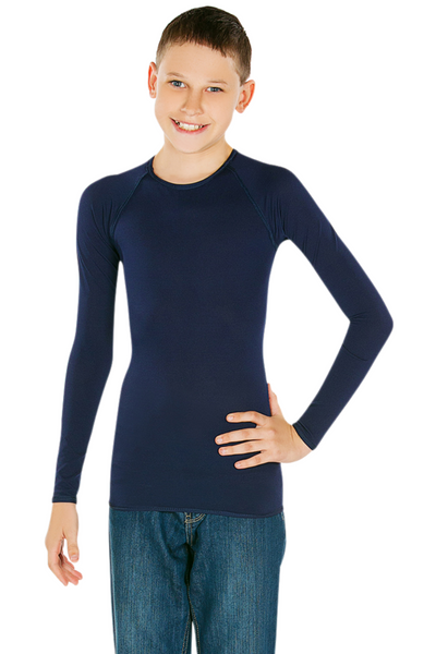 CalmWear Therapy Long Sleeve Shirt | Boys