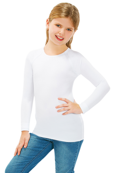 CalmWear Therapy Long Sleeve Shirt | Girls