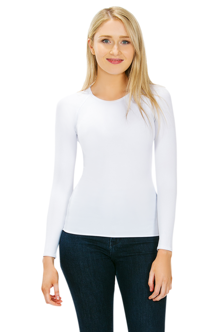 CalmWear Therapy Long Sleeve Shirt | Women