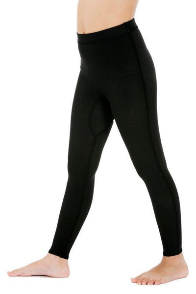 JettProof Sensory Leggings | Boys-0-Black-JettProof.com.au