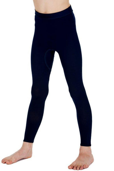 JettProof Sensory Leggings | Boys-0-Navy-JettProof.com.au