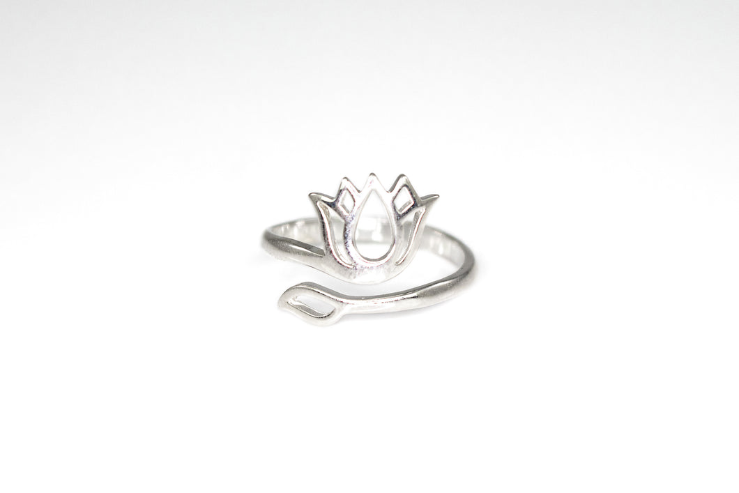 Bypass Lotus Ring
