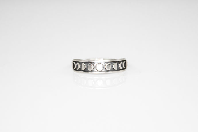 Moon Phase Ring