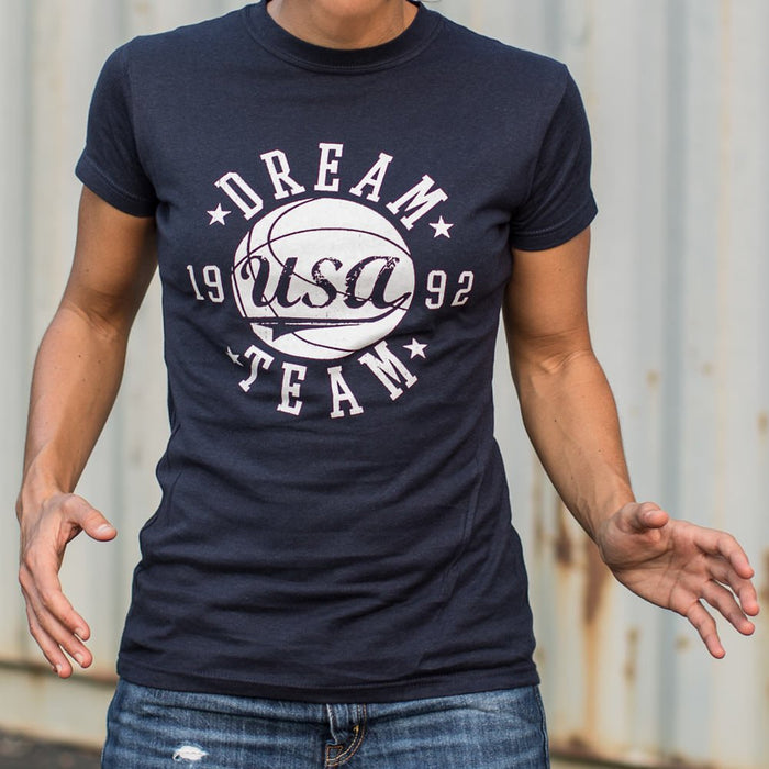 Ladies Dream Team '92 T-Shirt - Patriotic Faith