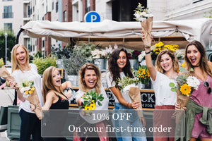 10% off on your first time order