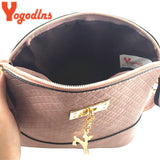 New female bag quality leather soft face women bag wild shoulder Quilted shell bag