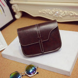 Women bag Ladies Multi Color Leather Shoulder crossbody bag