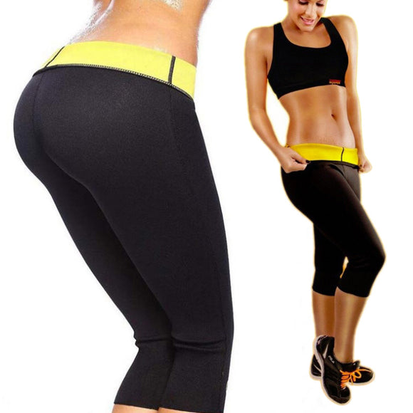 Women Hot Shapers Super Stretch Super Control Pant Stretch Neoprene Slimming Body Shaper Best selling