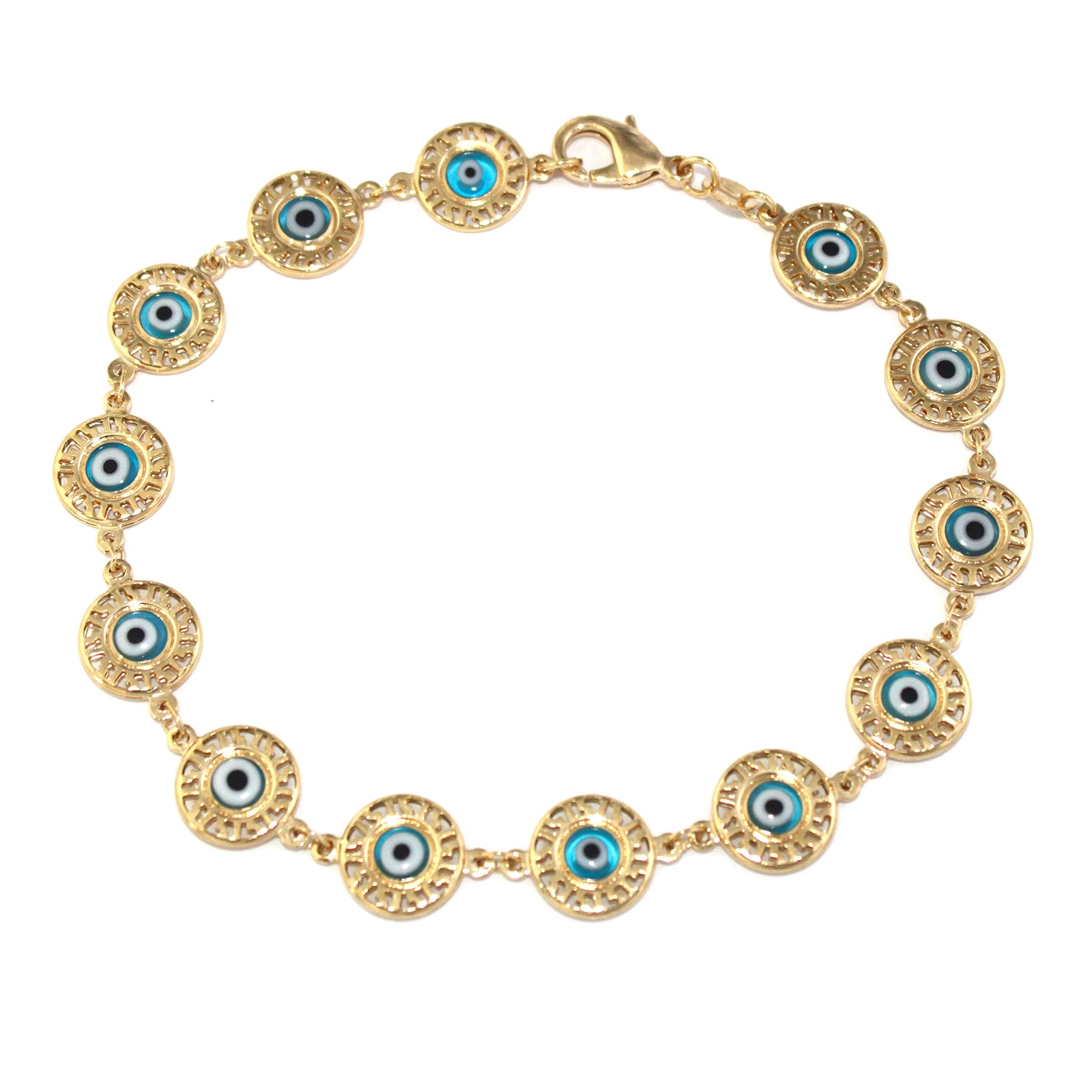 sterling blue bracelet wh evileye az color bling multi midnight jewelry blr mati you inch on silver evil eye taslisman