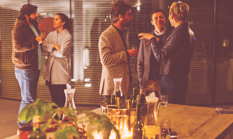 Big Box Catering Blog - 5 Tips for Hosting the Ultimate Party for Your Small Office