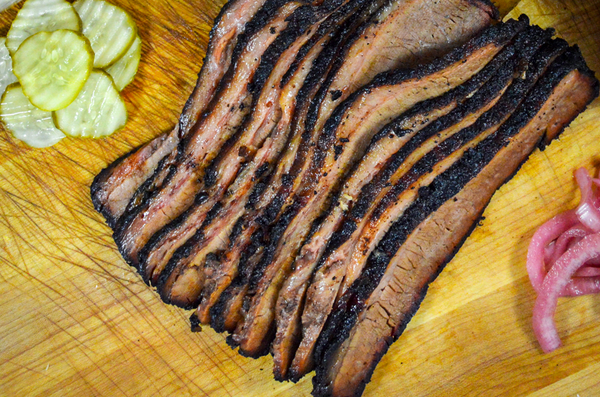 Texas Brisket | Dallas Catering Lunch Delivery