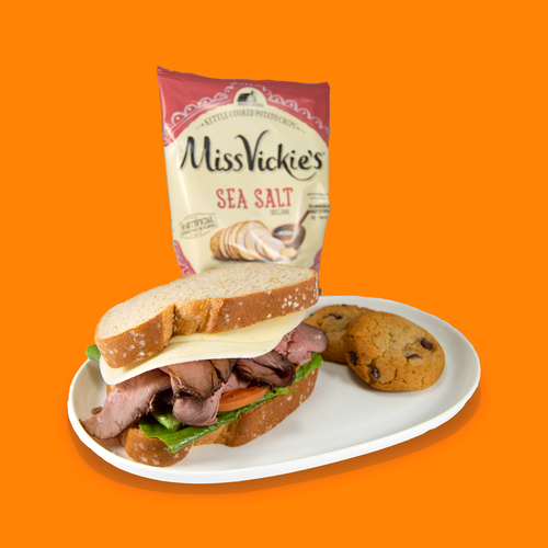 Roast Beef Sandwich Boxes