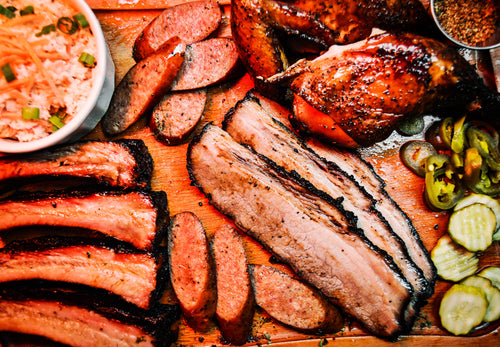 BBQ Combo Buffet Box