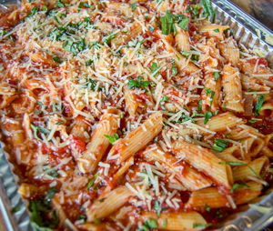 Big Box Catering - Pasta Box with Penne Marinara