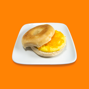 Bagel Breakfast Sandwich Budget Box