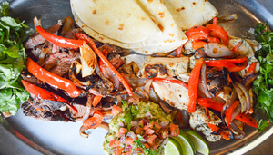 Fajita Buffet Box