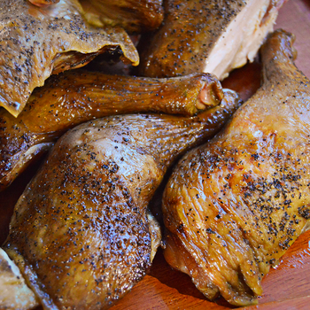 Smoked Chicken