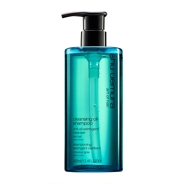 cleansing oil shampoo clarifying astringent cleanser