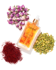 Saffron Hair Elixir Oil