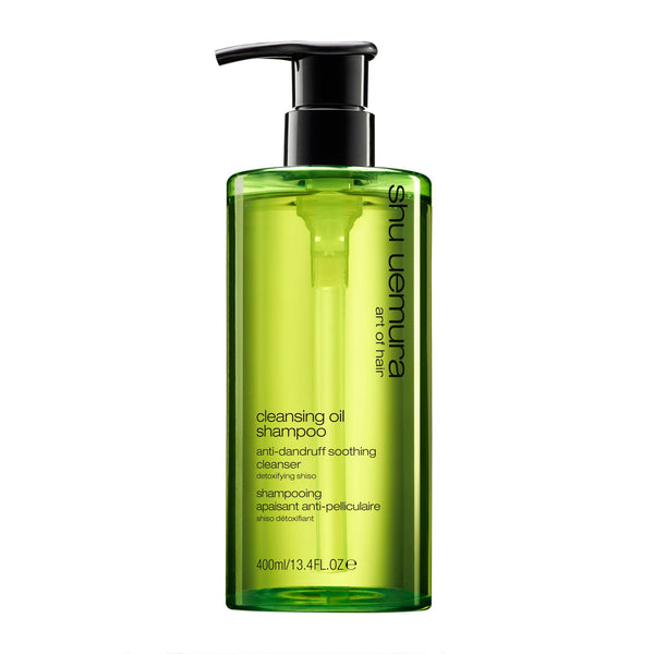 cleansing oil shampoo anti Dandruff Soothing Cleanser