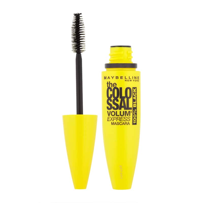 Maybelline Colossal Mascara 100% Black 10.7ml