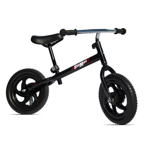 12'BalanceBike, Steel Frame and Adjustable Handlebar and Seat, forChildren,ToddlerAges2to6Years,66lbs