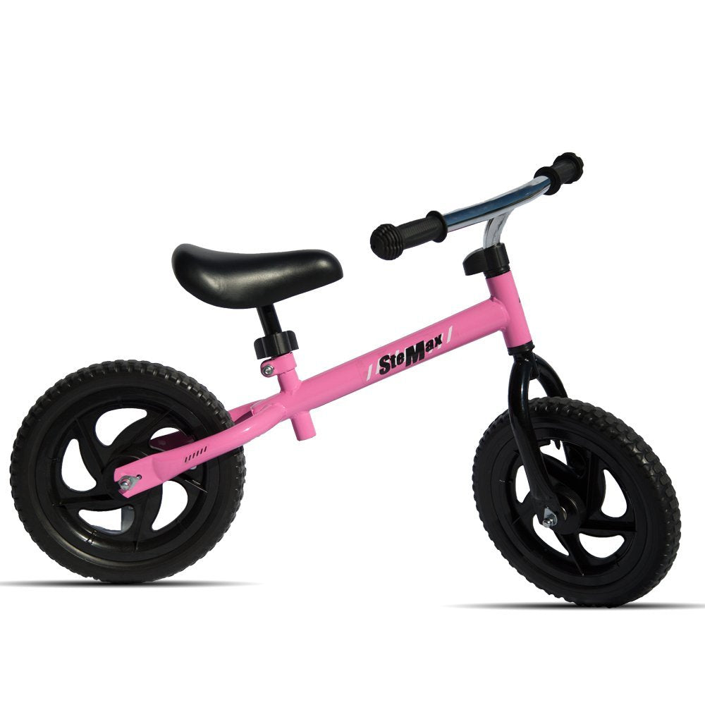 """12"""" Balance Bike , No Pedal Sport Bicycle with Carbon Steel Frame ..."""