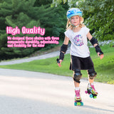 Stemax Quad Roller Skates for Girls and Boys Outdoor Classic