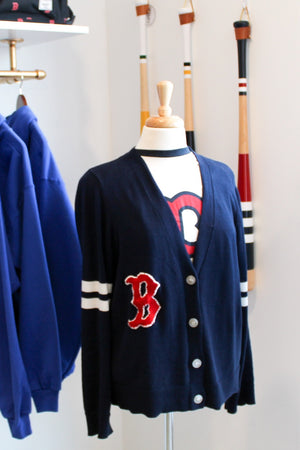 Tailgate DIY: Vintage Baseball Sweater