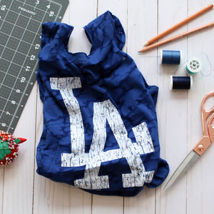 Tailgate DIY: T-shirt Bag